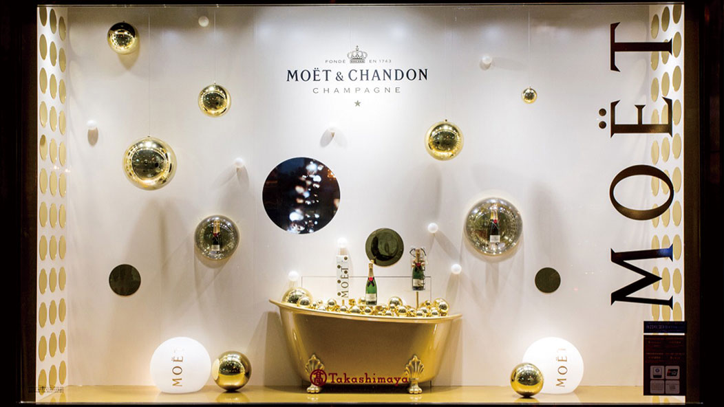 Event/Display Main Accomplishments MOET CHANDON CHRISTMAS PROMOTION